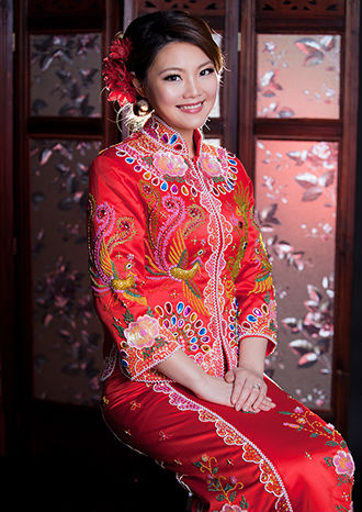 Jada Heartistry Portfolio Gta Toronto Bridal Makeup And Hair Artist Portfolio Asian Chinese